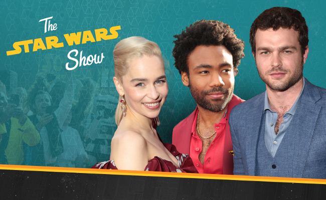 The Star Wars Show For May 16th
