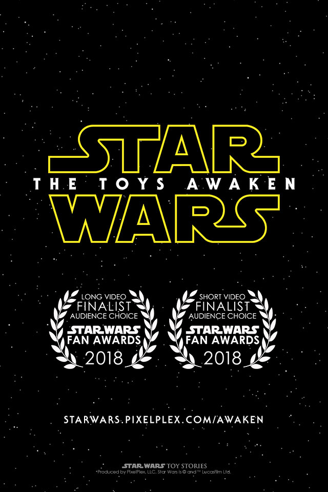 Star Wars: The Toys Awakens