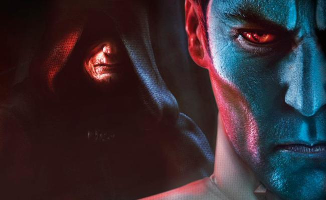 Star Wars Thrawn Treason