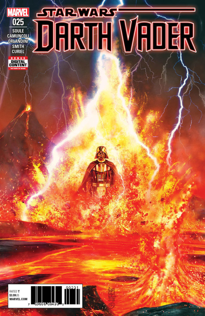 Final Vader Issue