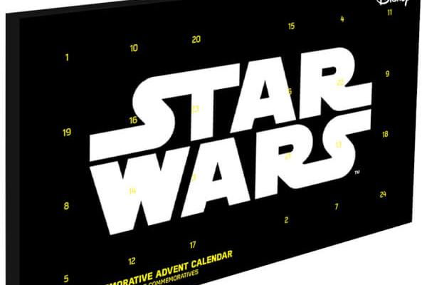 Star Wars Collectable Coin Advent Calendar