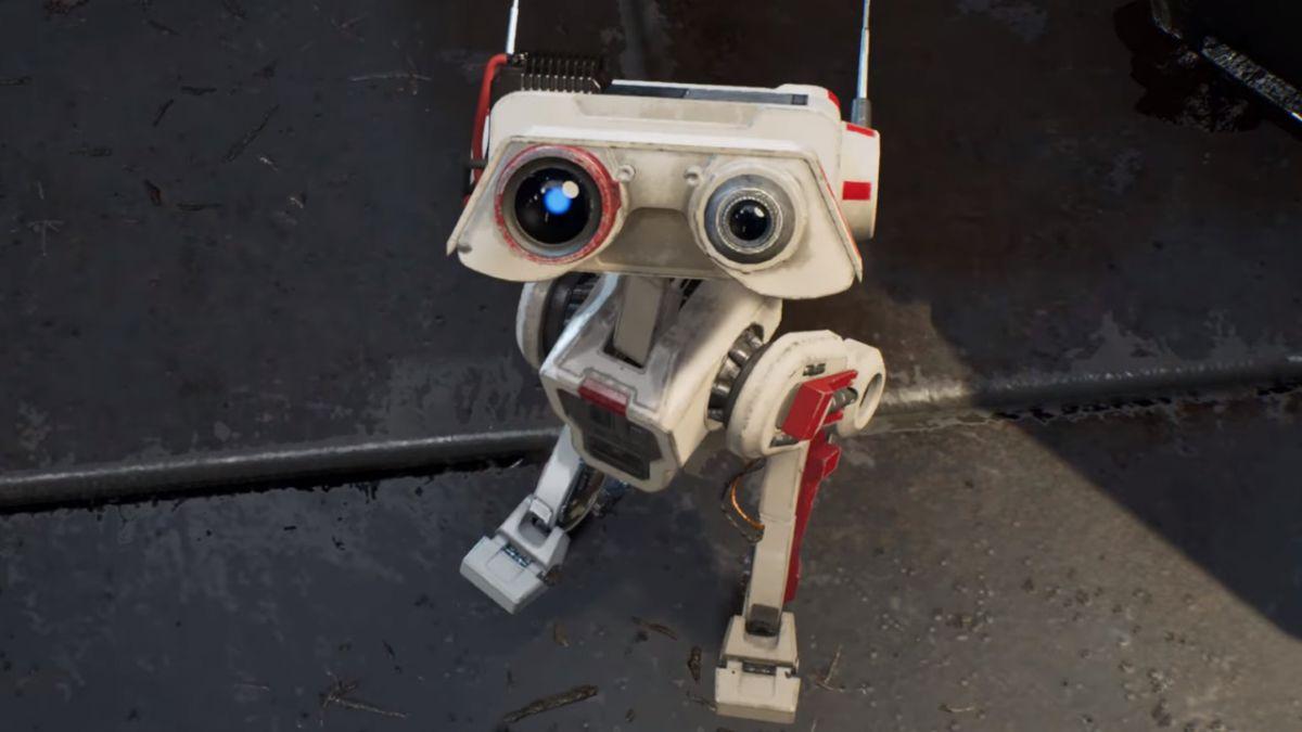 BD1 Droid Star Wars Jedi Fallen Order