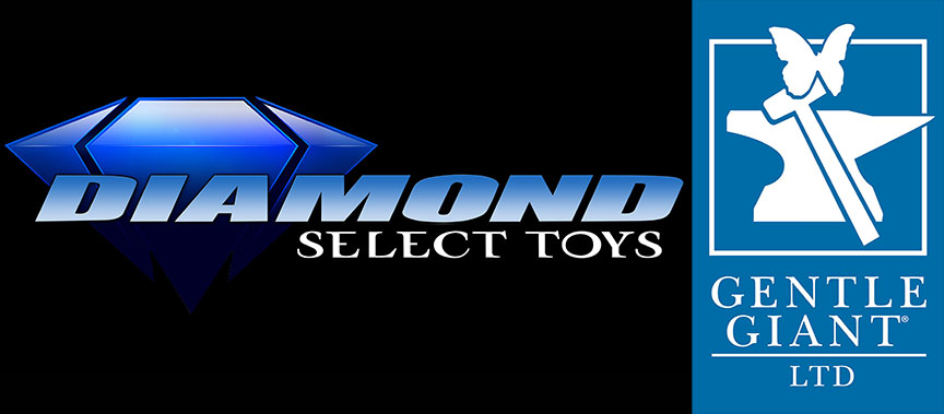 Diamond Select Toys To Purchase Gentle Giant