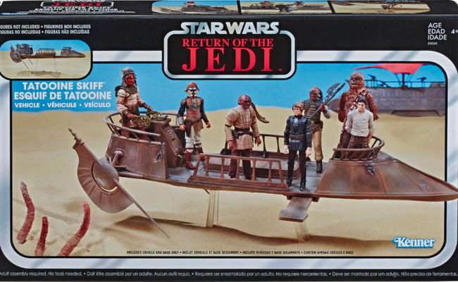 Star Wars The Vintage Collection Skiff Vehicle