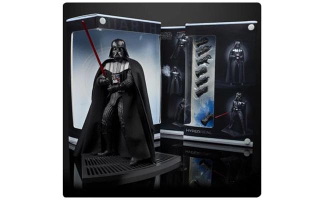 Darth Vader Hyperreal