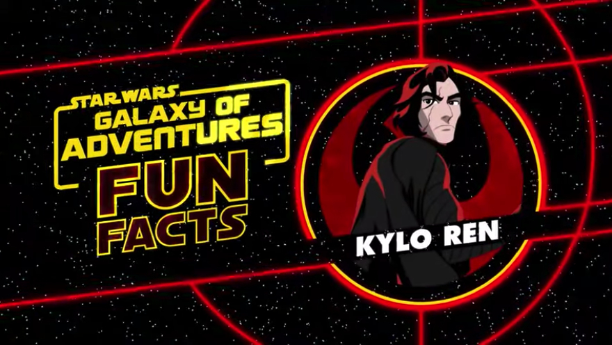 Fun Facts Kylo Ren