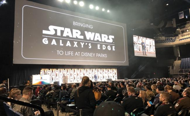 Disney Galaxys Edge Preview Star Wars Celebration 2019 Panel