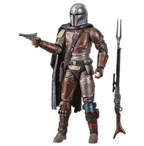 Hasbro the black series carbonized Mandalorian