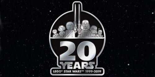 LEGO Star Wars Anniversary