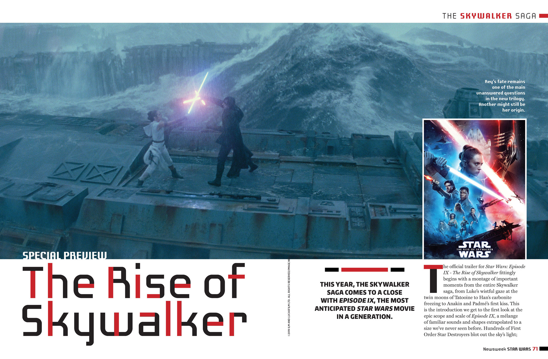 Newsweek Star Wars Special Edition
