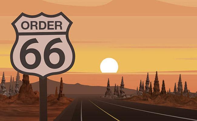 Order 66 Road Trip To Star Wars Celebration 2019