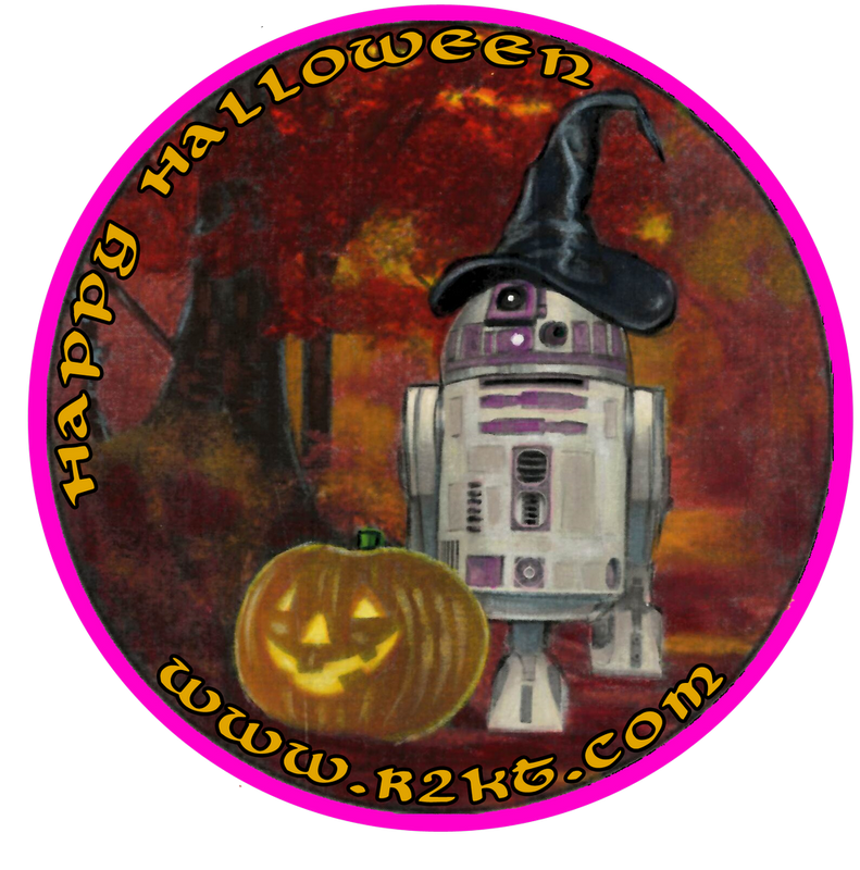 Halloween R2-KT Patch