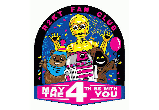 R2KT MAY THE FOURTH PATCHES