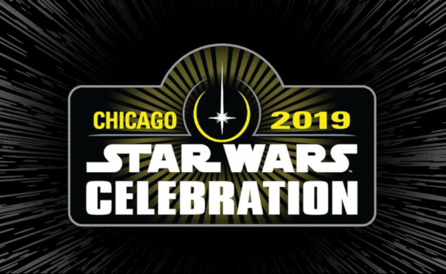 LEGO PANEL STAR WARS CELEBRATION CHICAGO 2019