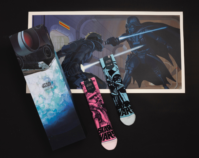 Stance Announces Exclusive Box Set For Star Wars Celebration Chicago 2019