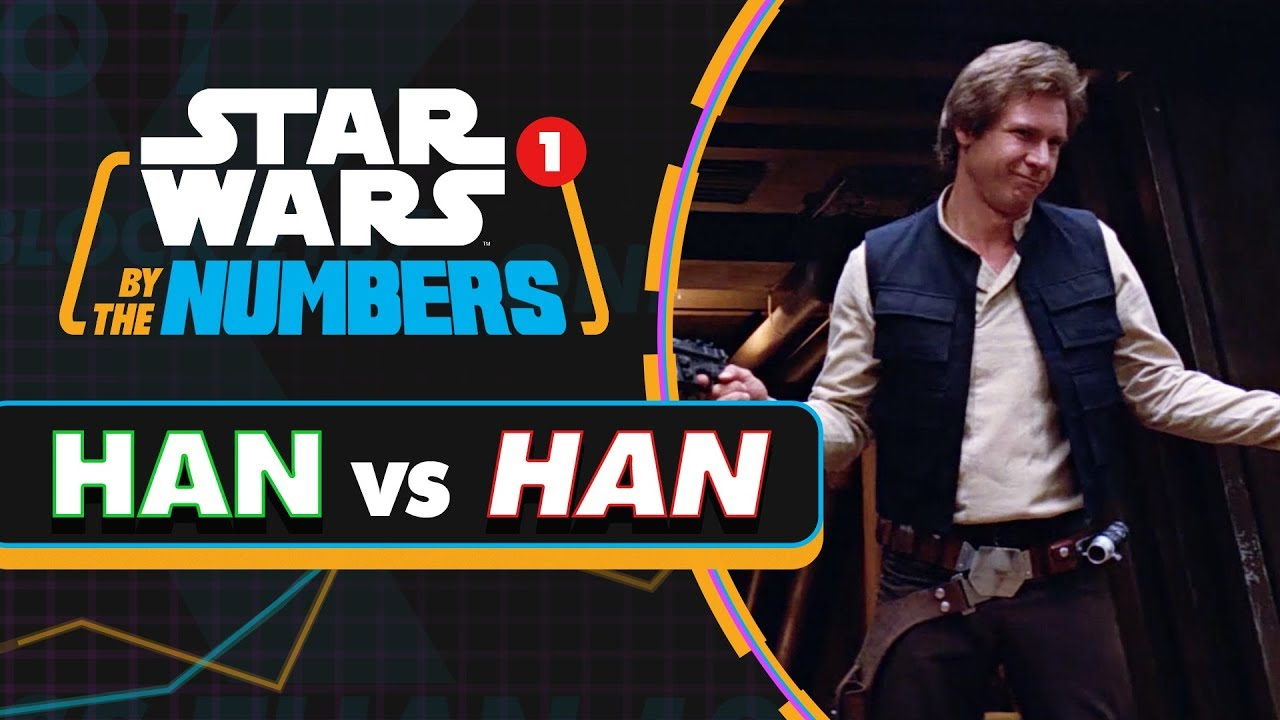Han vs Han In Star Wars Movies