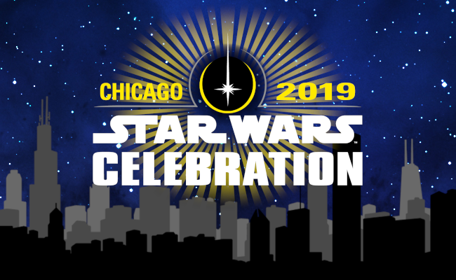 STAR WARS CELEBRATION CHICAGO 2019