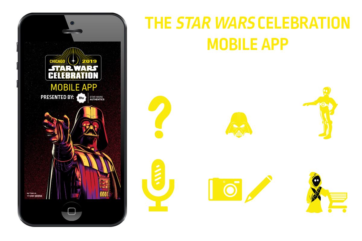 Download The Star Wars Celebration Mobile App