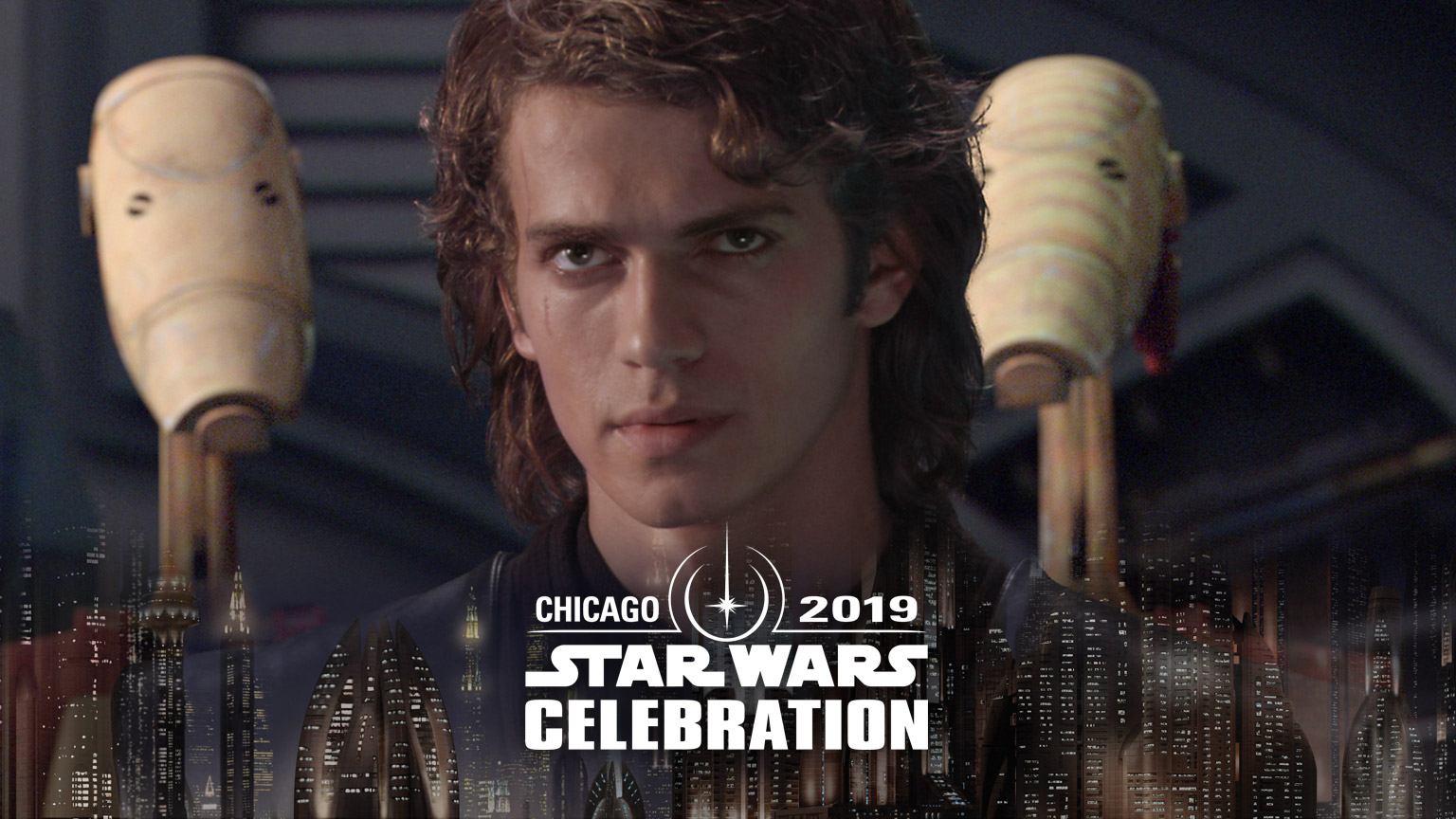 Star Wars Celebration Chicago 2019 Hayden Christensen