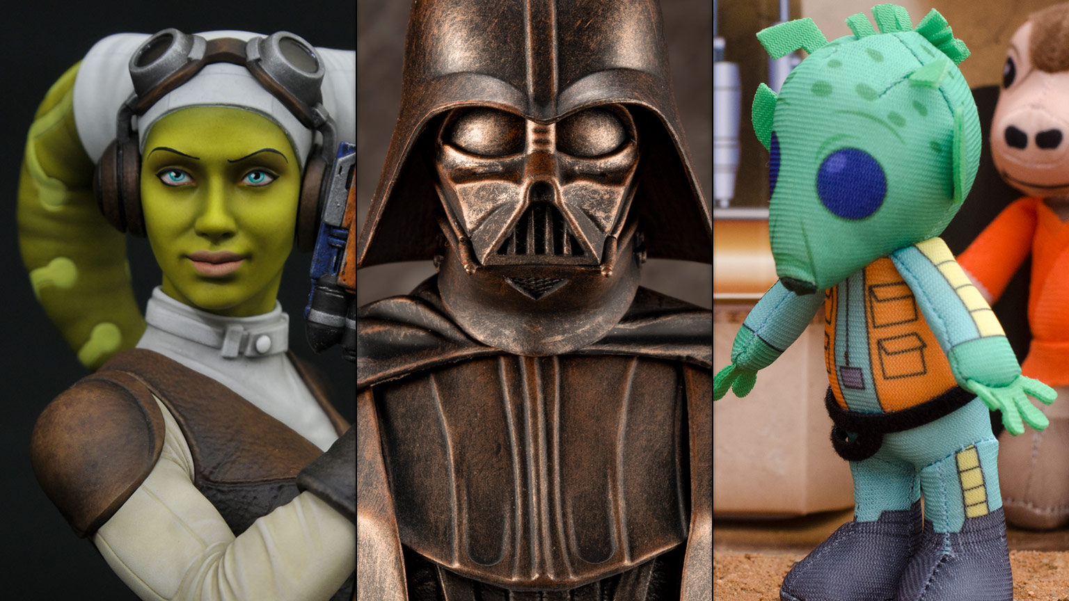 Star Wars Celebration 2019 Exclusives
