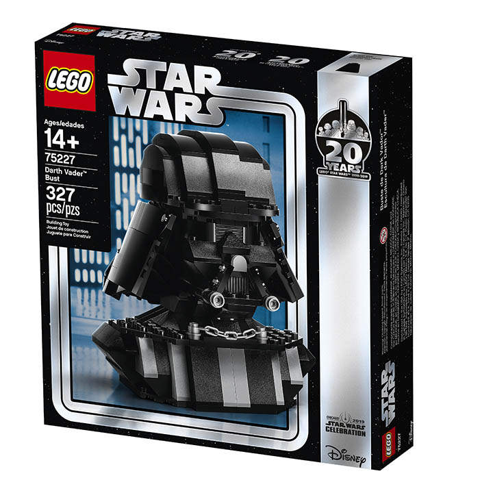 Star Wars Celebration Chicago LEGO Exclusive