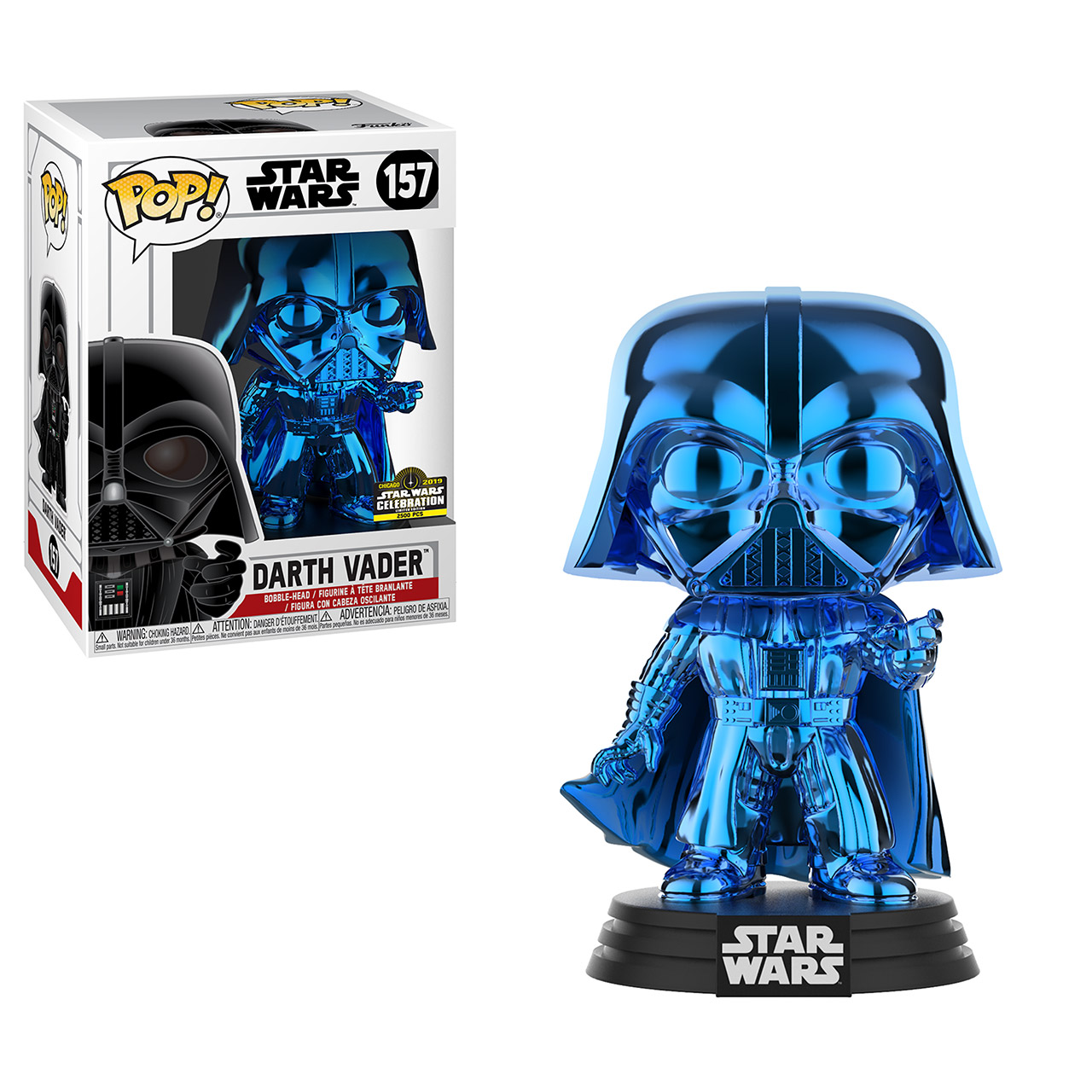 Star Wars Celebration 2019 Funko Exclusive POP 157