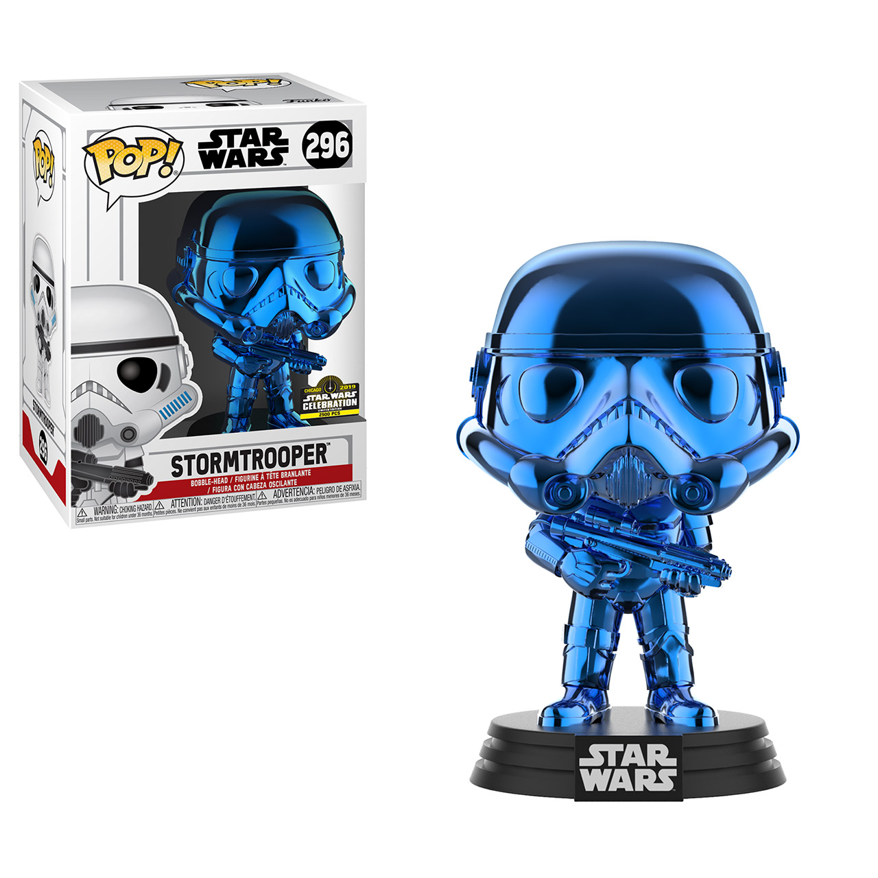 Star Wars Celebration 2019 Funko Exclusive POP 296