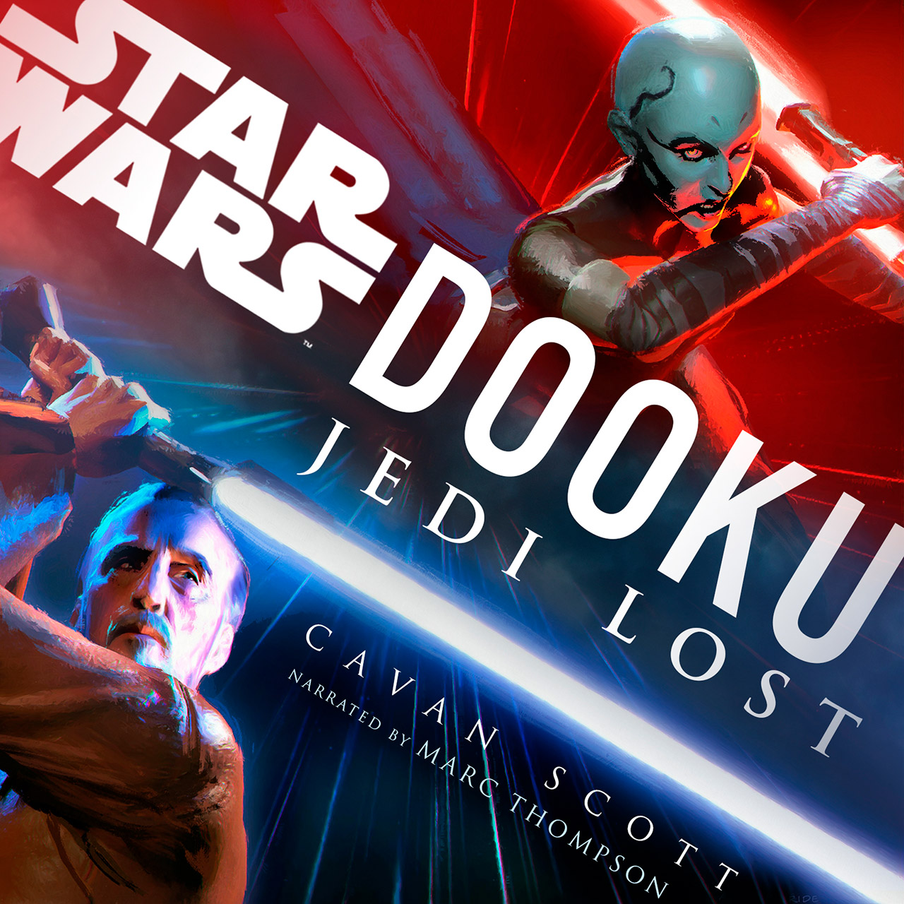 Star Wars Dooku Jedi Lost