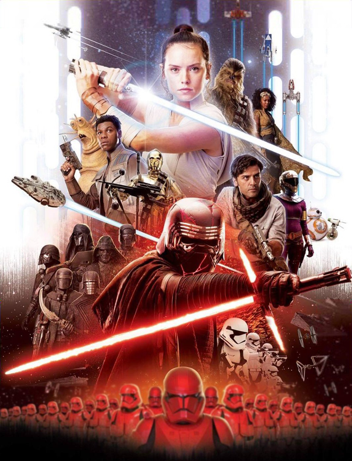 Star Wars Episode IX Poster Leaked Online