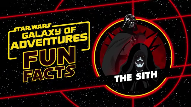 Star Wars Galaxy Of Adventures Fun Facts Explores The Sith