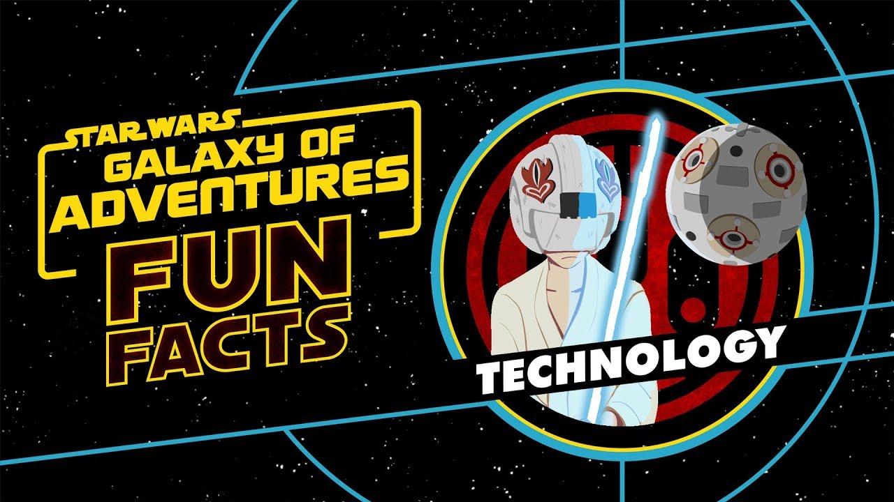 Star Wars Galaxy Of Adventures Explores Star Wars Tech