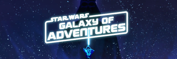 Star Wars Galaxy of Adventures Luke vs Imperial Walkers Commander on Hoth