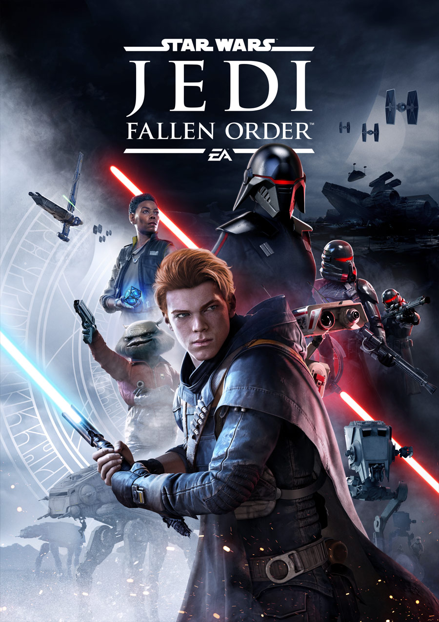 Star Wars Jedi Fallen Order Art