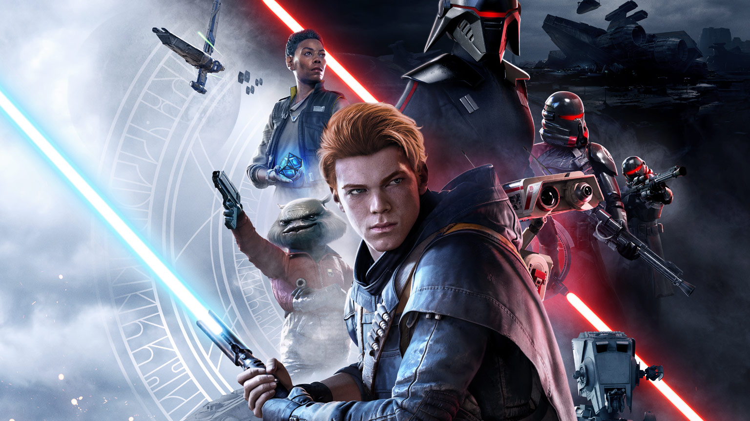 The Launch Trailer For Jedi Fallen Order