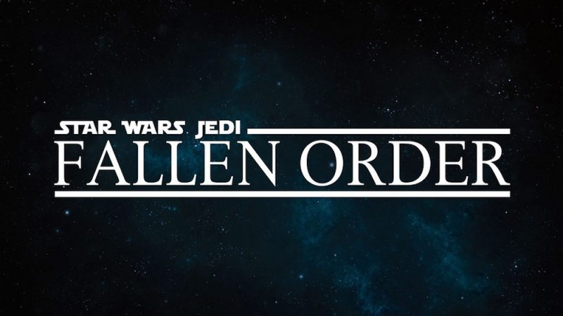 Star Wars Jedi Fallen Order will finally be unveiled on Saturday April 13th