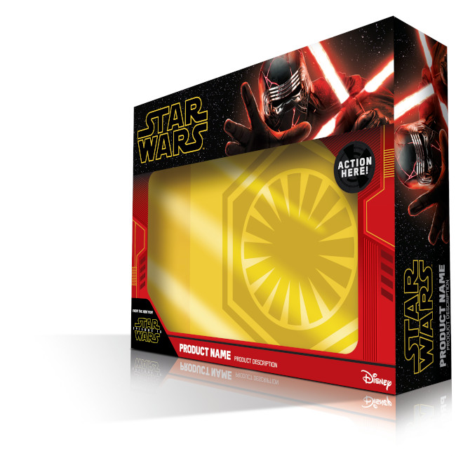 Official Star Wars The Rise Of Skywalker Consumer Products Packaging Revealed