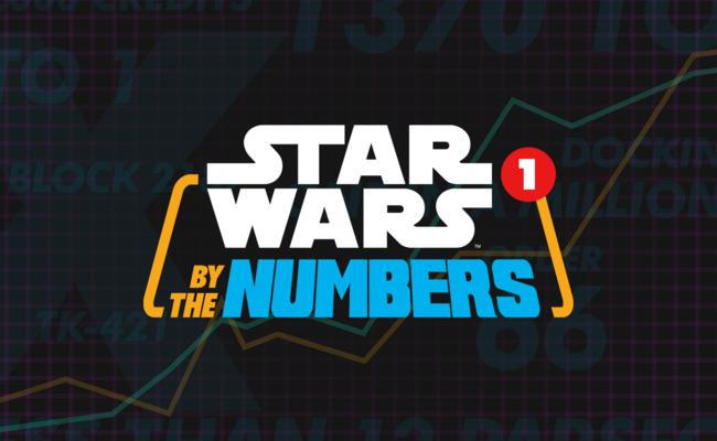 Star Wars By The Numbers