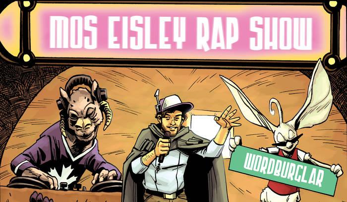 The Mos Eisley Rap Show EP