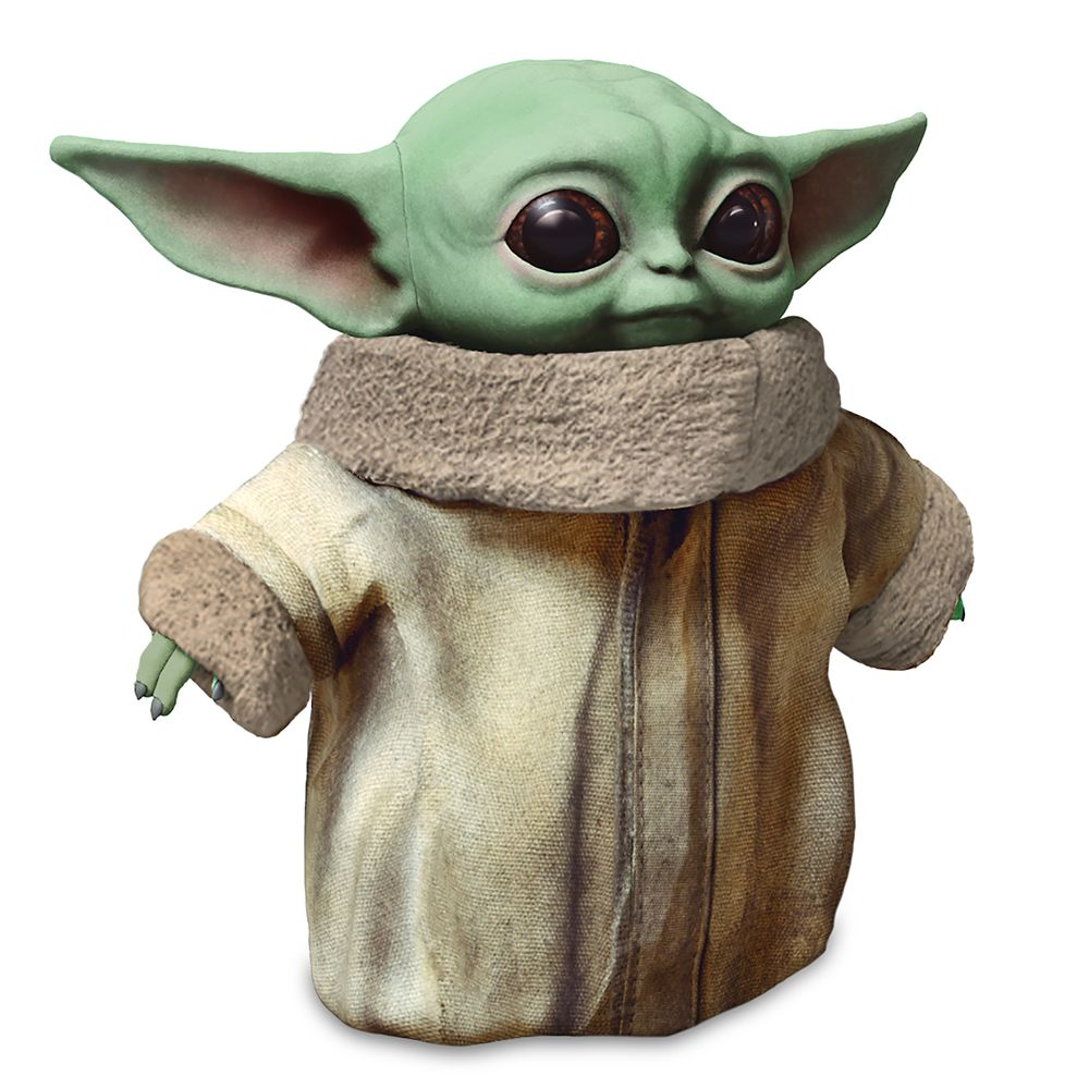 The Mandalorian Baby Yoda The Child 11 Inch Plush