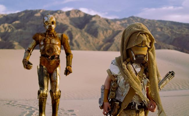 Fan Film Friday - Birth Of A Monster: A Star Wars Story