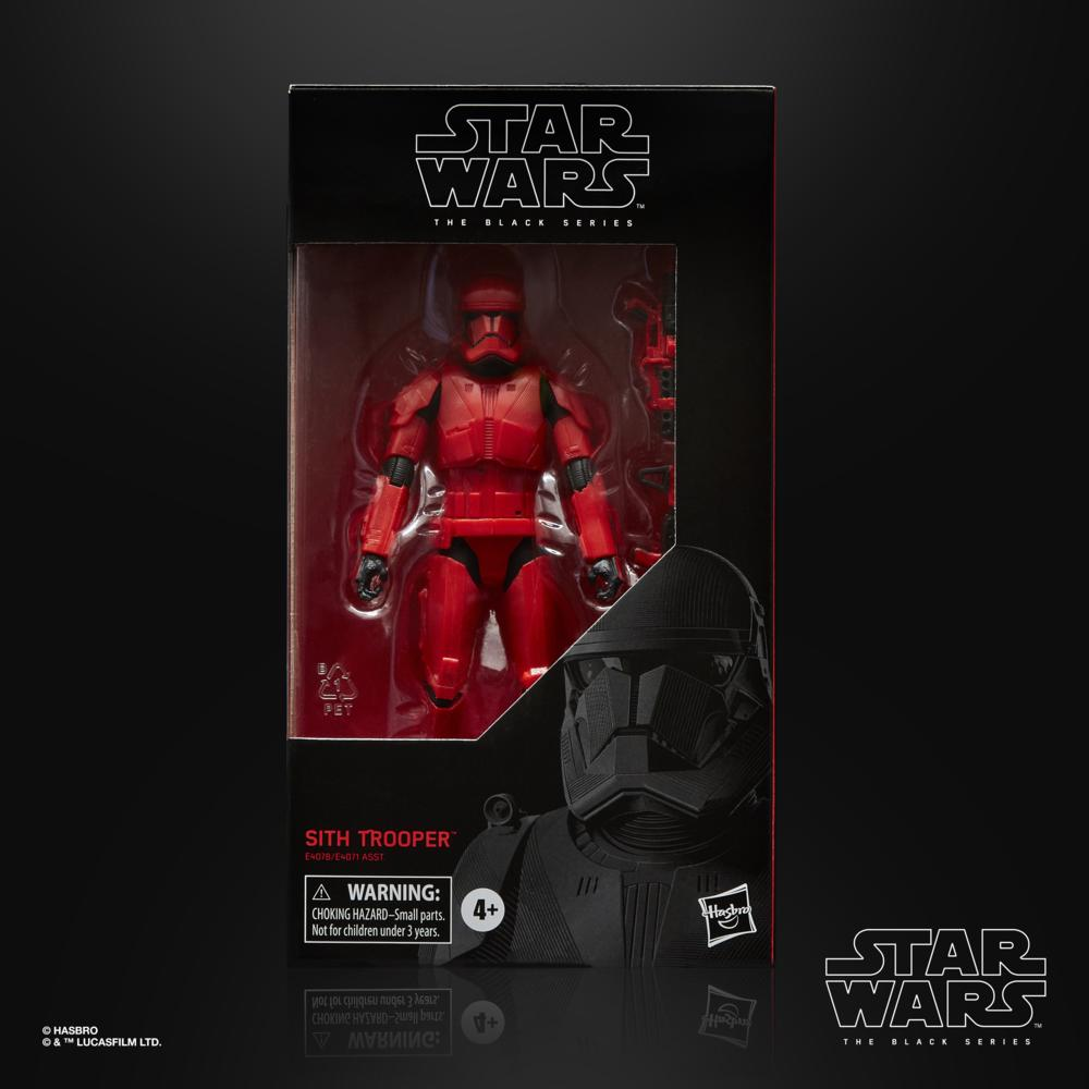 The Black Series Six Inch Sith Trooper Now Available