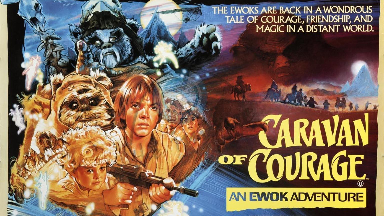 Caravan of Courage An Ewok Adventure