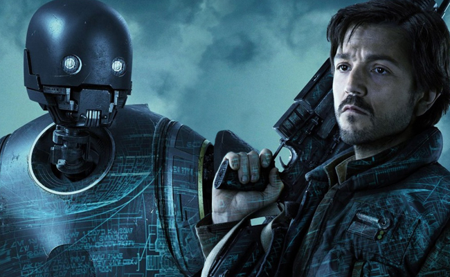 Cassian Andor Series Disney Plus