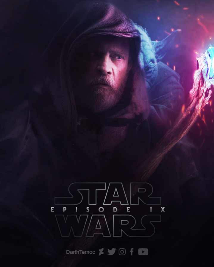 STAR WARS EPISODE IX FAN POSTER