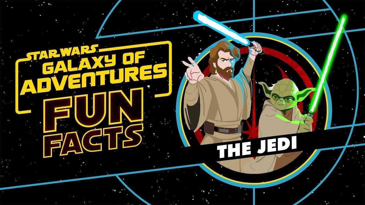 Fun Facts Jedi Knights
