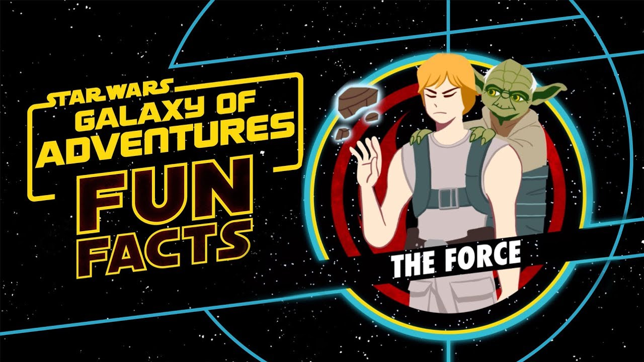 Fun Facts About The Force