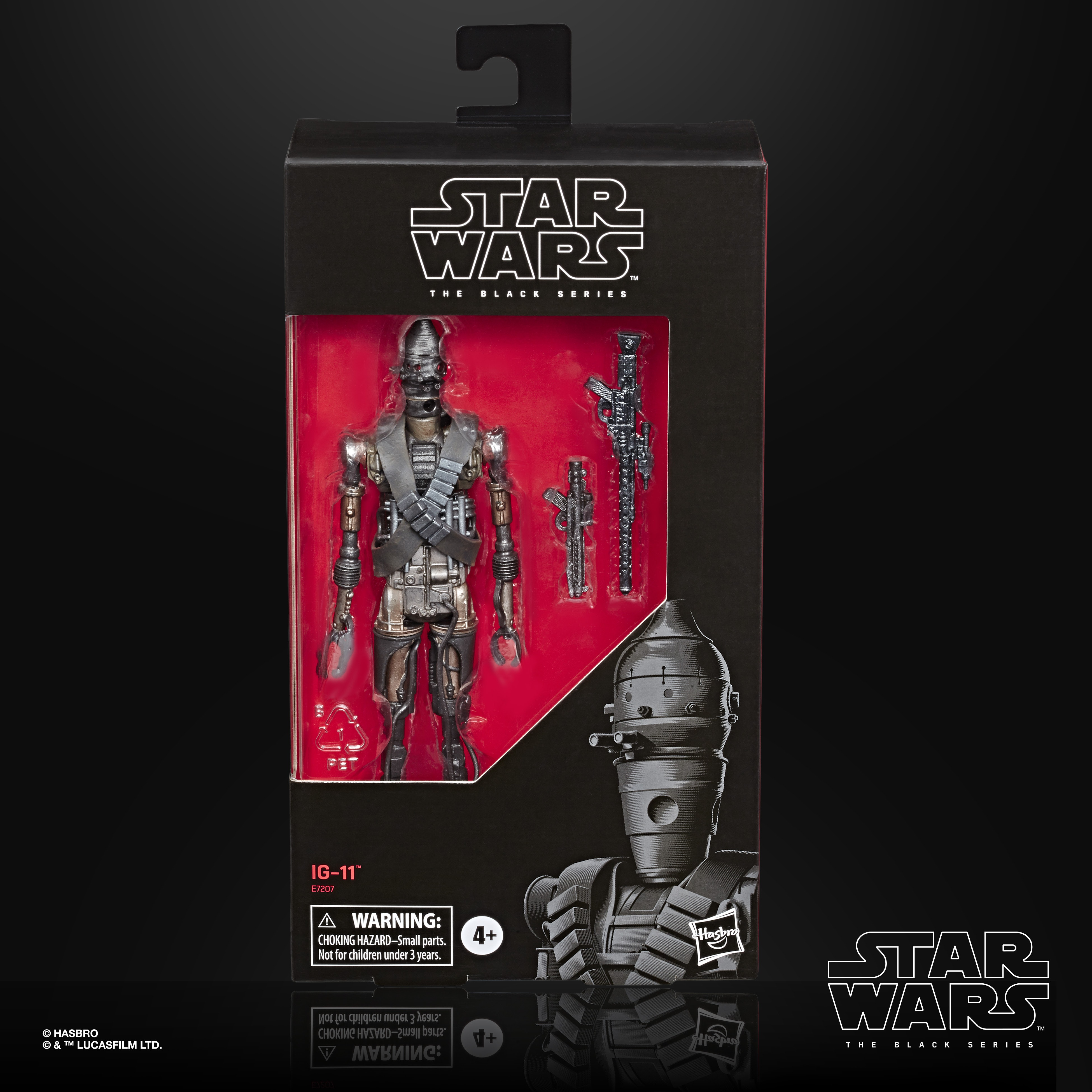 STAR WARS THE BLACK SERIES IG-11 The Mandalorian