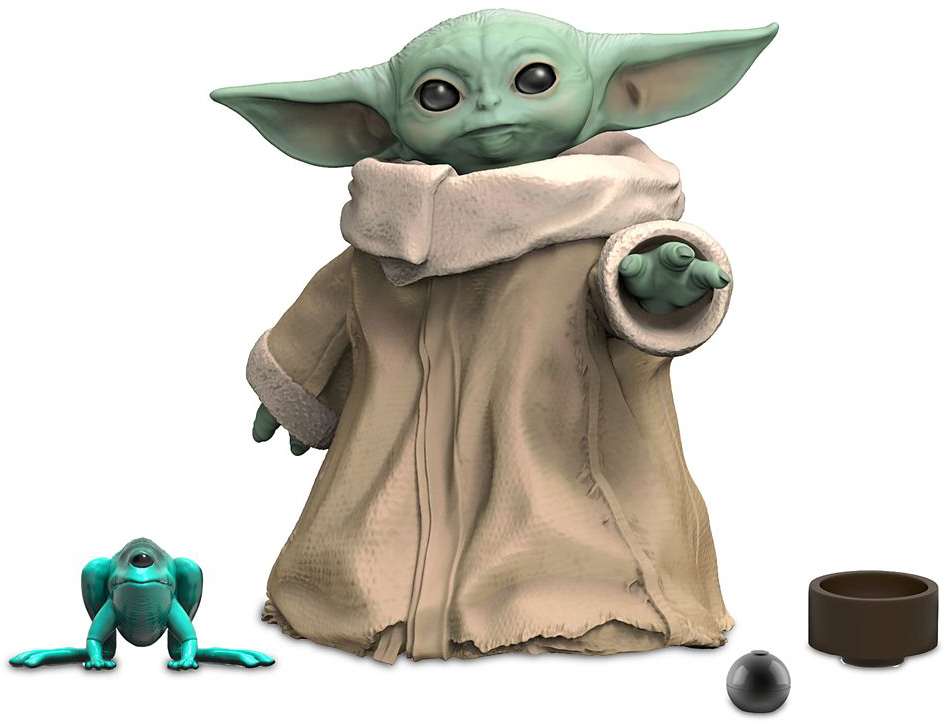 Hasbro Baby Yoda The Child The Mandalorian
