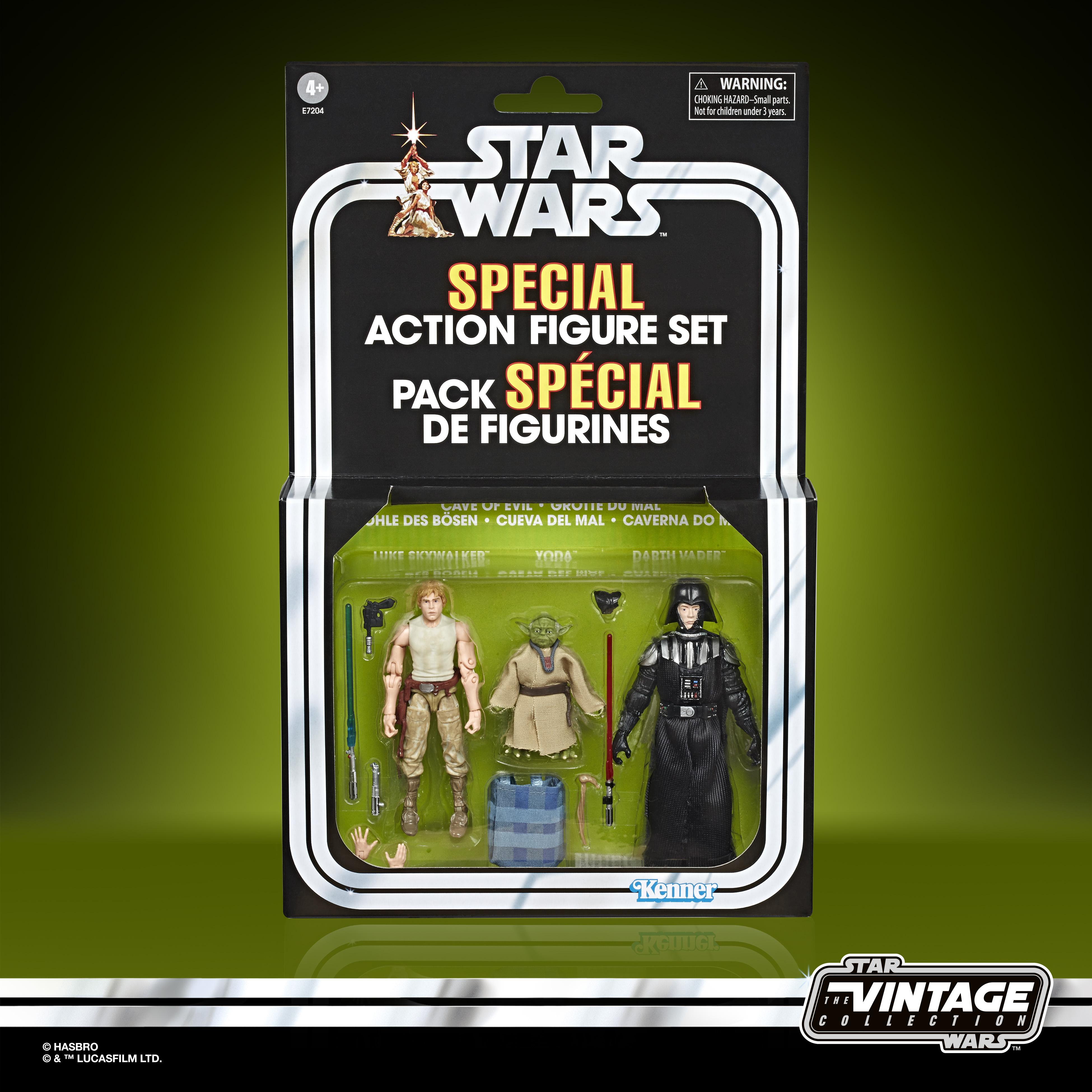 STAR WARS HASBRO CAVE OF EVIL