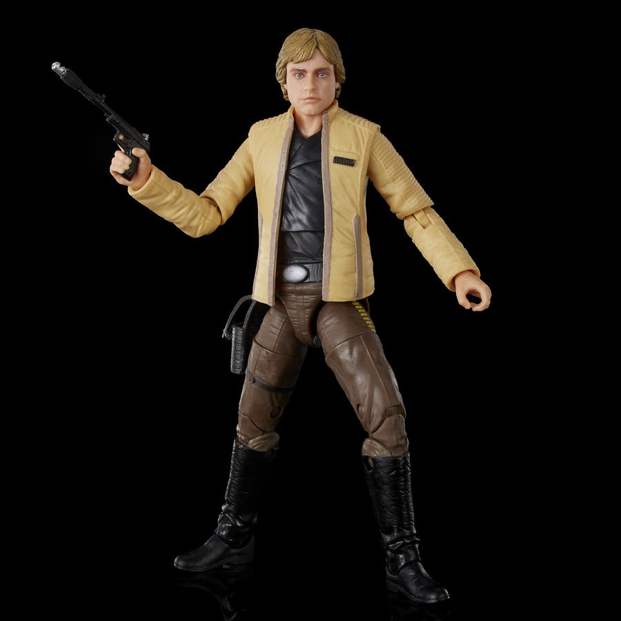 STAR WARS THE BLACK SERIES LUKE SKYWALKER YAVIN